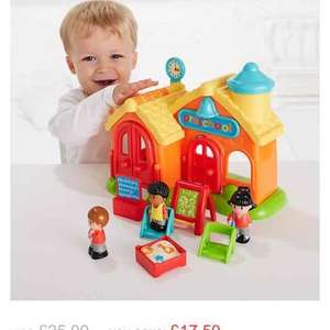 ELC Happyland school imaginative play