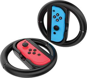 Nintendo switch joy-con wheel 2pk £7.99 @ Amazon Prime / £11.98 non-Prime - Sold by The_Accessory_Outlet and Fulfilled by Amazon.