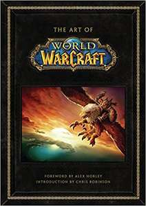 The art of world of warcraft - £4.99 (lightening deal) @ Amazon
