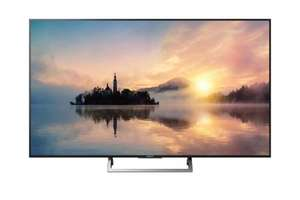 Sony Bravia 65 inch 4K HDR Smart TV (2017 model) £1349 @ Amazon DOTD