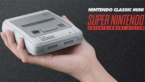 Heads Up - Snes mini in / out of stock every few minutes at Tesco Direct (£79.99)