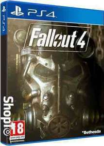 Fallout 4 - PS4 now £9.85 inc free delivery @ ShopTo