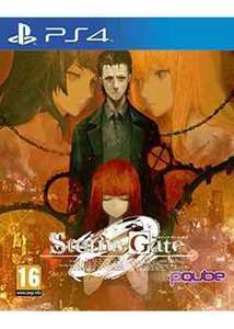 Steins Gate Zero PS4 now £11.85 inc free delivery @base