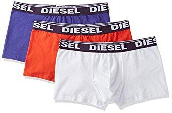 Diesel Men's 00sb5i 0gafn Boxers Briefs (3 pairs) £15.01 @ Amazon (Prime or £18 non-Prime)