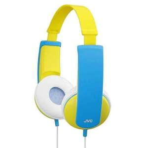 JVC HAKD5Y Tiny Kids Stereo Headphones @ Amazon prime for £8.97 (or £11.96 non-Prime)
