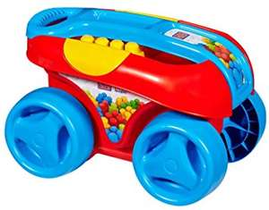 Mega bloks play n go wagon reduced to £15.29 using code + FREE DEL @ BargainMax