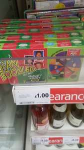 Bean Boozled Jelly Bean Large Box for only £1 each in Tesco. Clearance Price