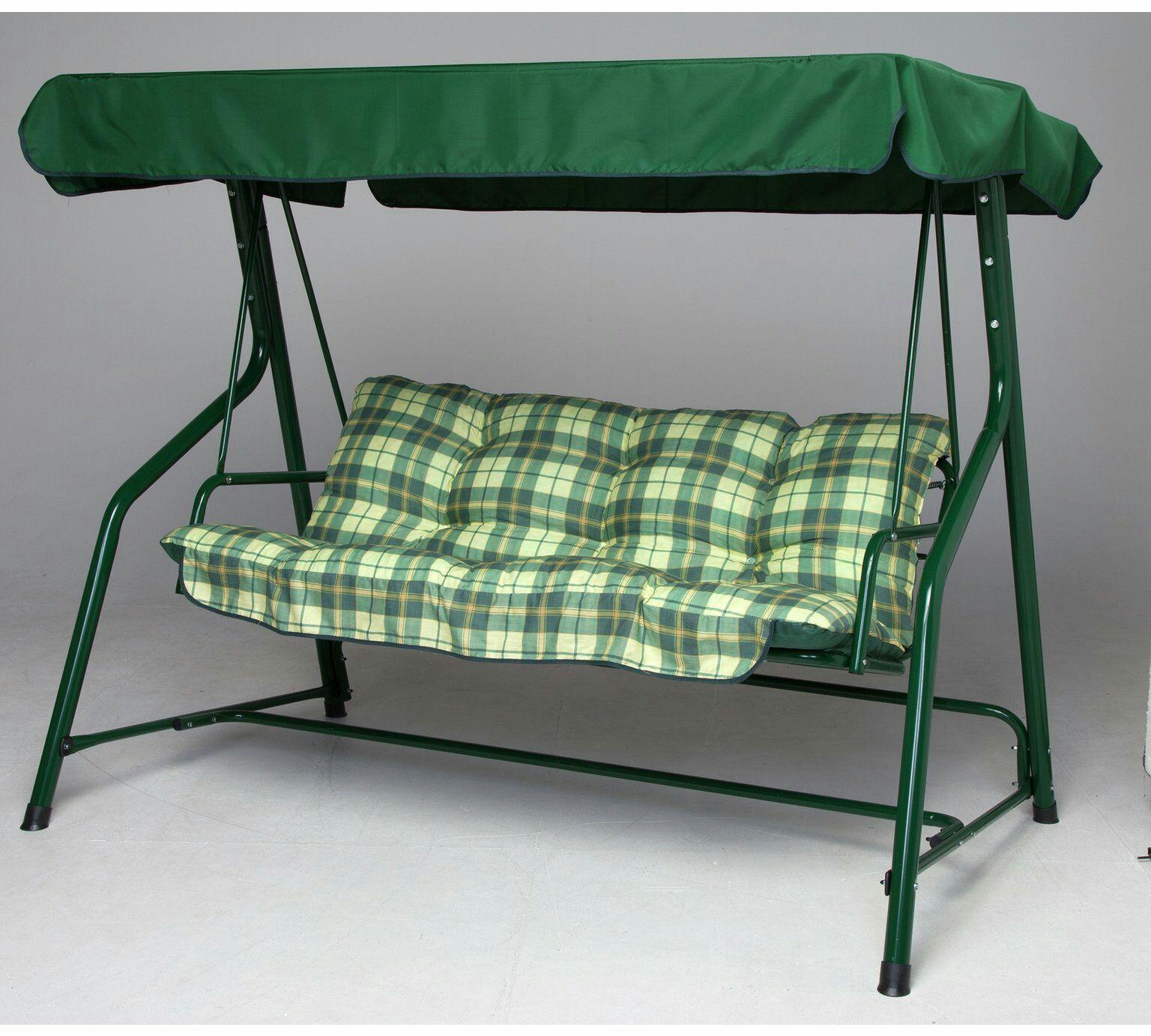 Three Seater Garden Swing/Hammock with Cushions - £99.99 @ Argos