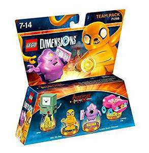 Adventure Time Lego Dimensions £11.49 (plus postage) at Amazon France