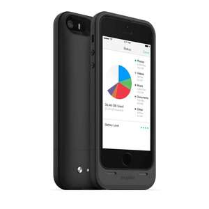 Morphie Storage Battery Case for iPhone 5/5S - 64GB - Black £6.03 delivered Dispatched from and sold by Curated-UK Ltd - Amazon