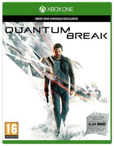 Xbox one game quantum break new £9.99 argos ebay