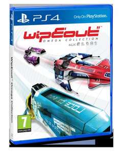 Wipeout Omega Collection £19.84 @ Base / £19.85 @ Shopto