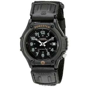 Casio Forester Watch with Analogue Display - Black (FT500WC/1BVER) £13.99 my memory free delivery