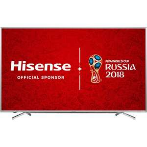 "Hisense H65M7000 65"" Freeview HD and Freeview Play Smart 4K Ultra HD with HDR TV £809  ao.com with code"