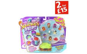 Argos Squinkies 'Do Drops Collector 12 Pack. £3.99 @ Argos