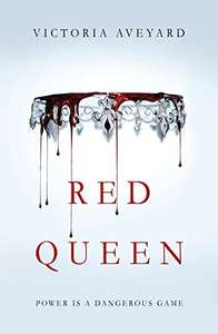 Amazon Kindle - Red Queen (Red Queen Book 1) by Victoria Aveyard 99p