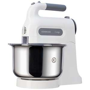 Kenwood HM680 Chefette Hand Mixer with Bowl - White £27 instore @ Tesco (Peterborough)