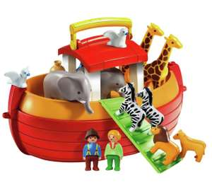Playmobil Noah's Ark playset now £8.99 - lowest ever price @ Argos