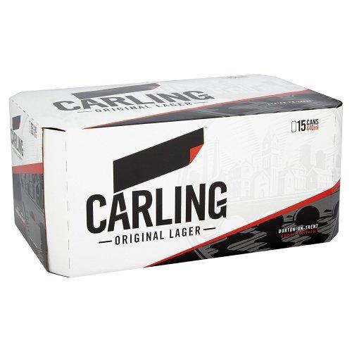 Carling - 15 x 440ml @ Amazon Pantry - £6.37