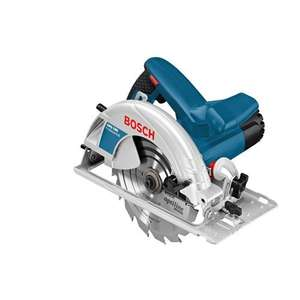 Prime exclusive Bosch GKS 190 Professional Hand-Held Circular Saw, 1400 W, £75 Amazon