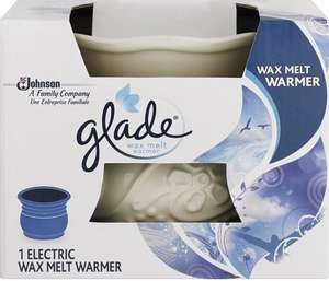 Glade electric wax melt burner £5 @ Amazon - Prime exclusive