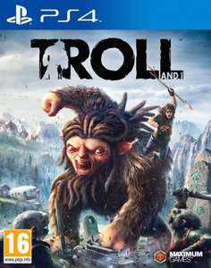 Troll and I (PS4 and Xbox One) £9.99 prime / £11.98 non prime @ Amazon