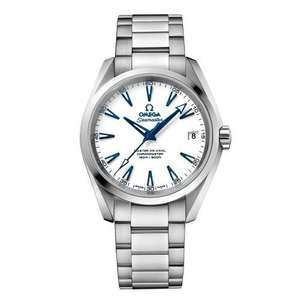 Omega Titanium Seamaster Aqua Terra 150M men's bracelet watch £3810 was £5600 @ Ernest jones