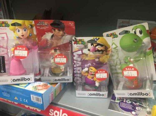 Nintendo amiibo! various! £5 @ Asda  Milton Keynes
