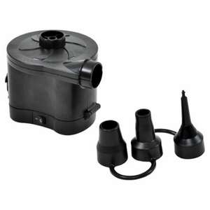 Tesco Battery Pump - For Air Beds £3 - Free C & C