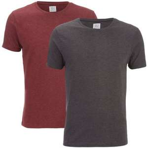 4 t-shirts for £8 delivered from Zavvi