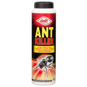 Doff Ant 300g- Slug 840g - Weed and Moss Killers 1.75kg all reduced at B&M Stores
