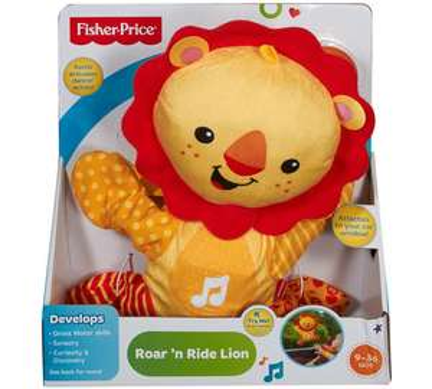 fisher-price roar n ride £6.99 @ Argos