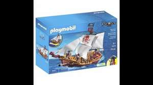 Playmobil 5678 Red Serpent Pirate Ship Catalogue Number:425-7431 was £49.95 - £22.50 @ Tesco Direct