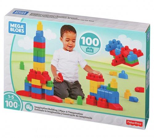 Mega Bloks Imagination Building 100 Pieces674/8098 £11.99 (Lowest ever) (£35 at Amazon) @ Argos