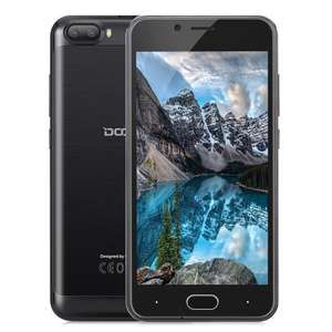 "Doogee Shoot 2 Unlocked 3G Smartphone, 5.0"" Large Screen Android 7.0 MT6580A Quad Core [2GB RAM + 16GB ROM]  £65.99 Sold by FUDISI Tech and Fulfilled by Amazon."