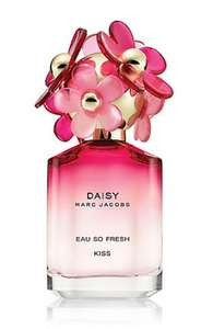 Marc Jacobs 'Daisy Eau So Fresh Kiss' eau de toilette 75ml £29.74 *Now £28.87 with code* at checkout - delivered @ The perfume shop