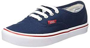 Vans Unisex Adults' Ua Authentic Lite Low-Top Shoes £16.50  Prime / £21.25 non prime (Size 8) @ amazon (Size 7.5 £17.53 / Size 5.5 £17.85)