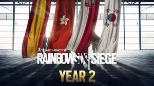 [PC] Rainbow Six® Siege - Year 2 Pass £12.49 (or £9.99 with 100 Ubisoft Club Units)