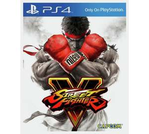 Street fighter v ps4 £14.99 @ argos (C&C)