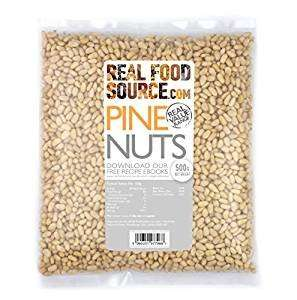 1kg of pine nuts 17.98 including postage @  RealFoodSource Ltd AMAZON