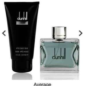 dunhill london 100ml with 150ml aftershave balm £19.70 @ TJHughes