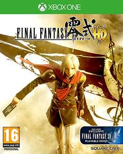 Final Fantasy Type-0 HD (Xbox One) £4.99 Prime