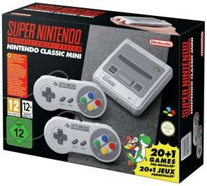 Super Nintendo mini available to preorder again - be quick! £69.99 @ Argos