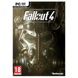 Fallout 4 - £9.99 PC/DVD - @ GAME