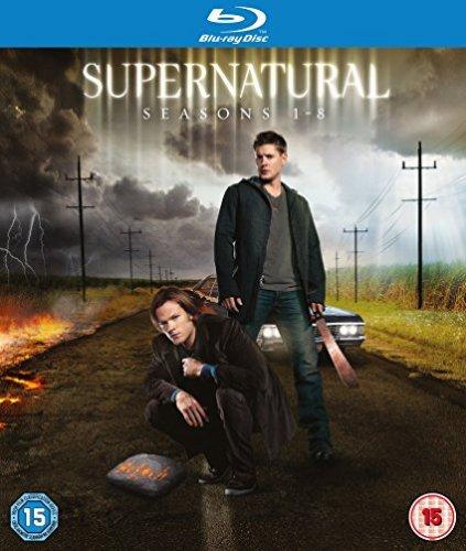 Supernatural - Season 1-8 Complete [Blu-ray] [Region Free] £31.27 @ Amazon
