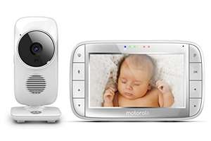 Motorola MBP45 colour video monitor was £179.99 then £109.24 now £79.99 delivered - part of Prime Day @ Amazon