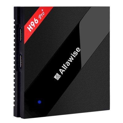 Alfawise H96 Pro+ Android 7.1 4K TV Box 3GRam 32G storage. £53.58 @ GearBest