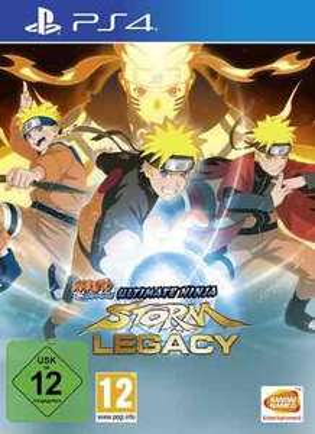 Naruto ultimate ninja storm legacy (PS4/XB1) £39.85 preorder @ ShopTo