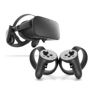 Oculus Rift Bundle with FREE Eve:Valkyrie  £398.98 with free next day shipping at Scan