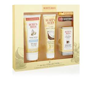 Burt's Bees The Hive Collection Gift Set was £27.99 now £17.99 + FREE Gift as part of Prime Day @ Amazon + Lots More Burts Bees DOTD offers